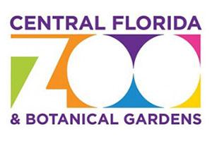 Central Florida Zoo & Botanical Gardens Logo