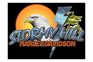 Stormy Hill Harley Davidson Logo