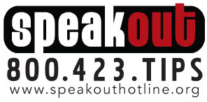 SpeakOut Program Logo